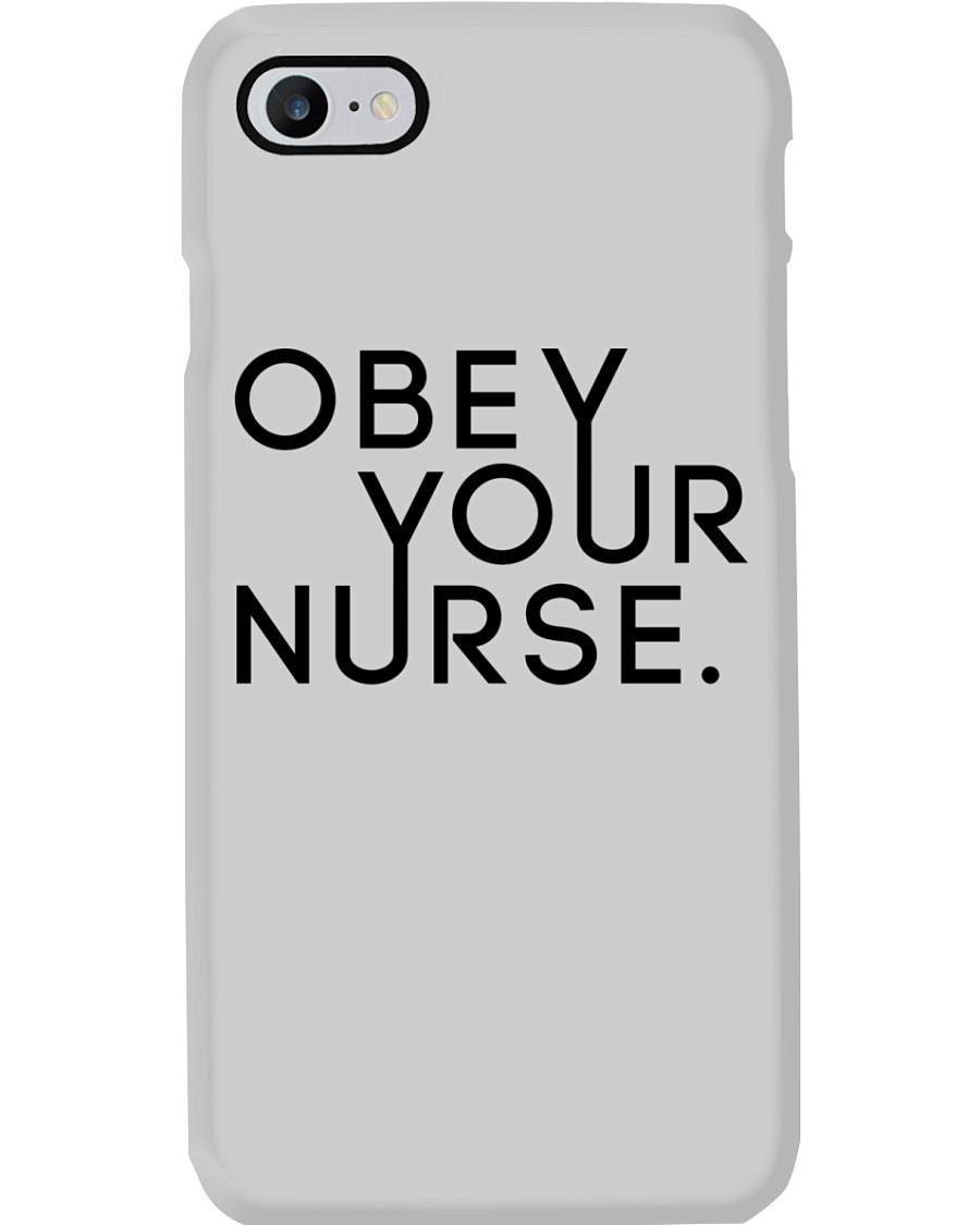Obey Your Nurse Phone Case