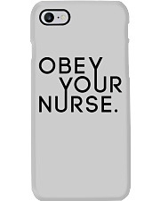 Obey Your Nurse Phone Case thumbnail