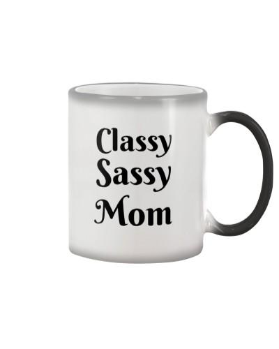 Classy Sassy Mom