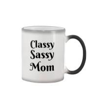 Classy Sassy Mom Color Changing Mug thumbnail