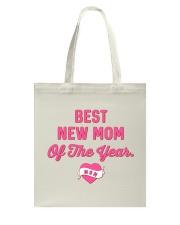 Best New Mom Tote Bag thumbnail