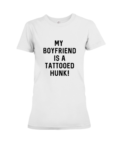 Tattooed Hunk T-shirt