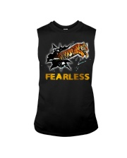 Fearless Tiger Sleeveless Tee tile