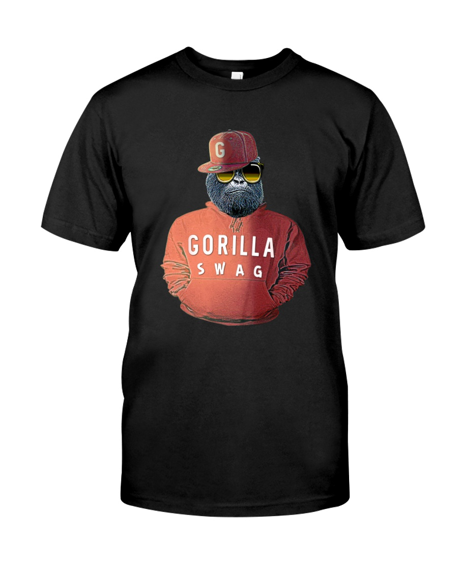 Gorilla Swag  Premium Fit Mens Tee