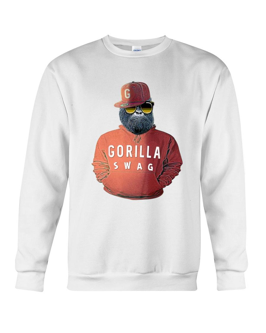 Gorilla Swag  Crewneck Sweatshirt