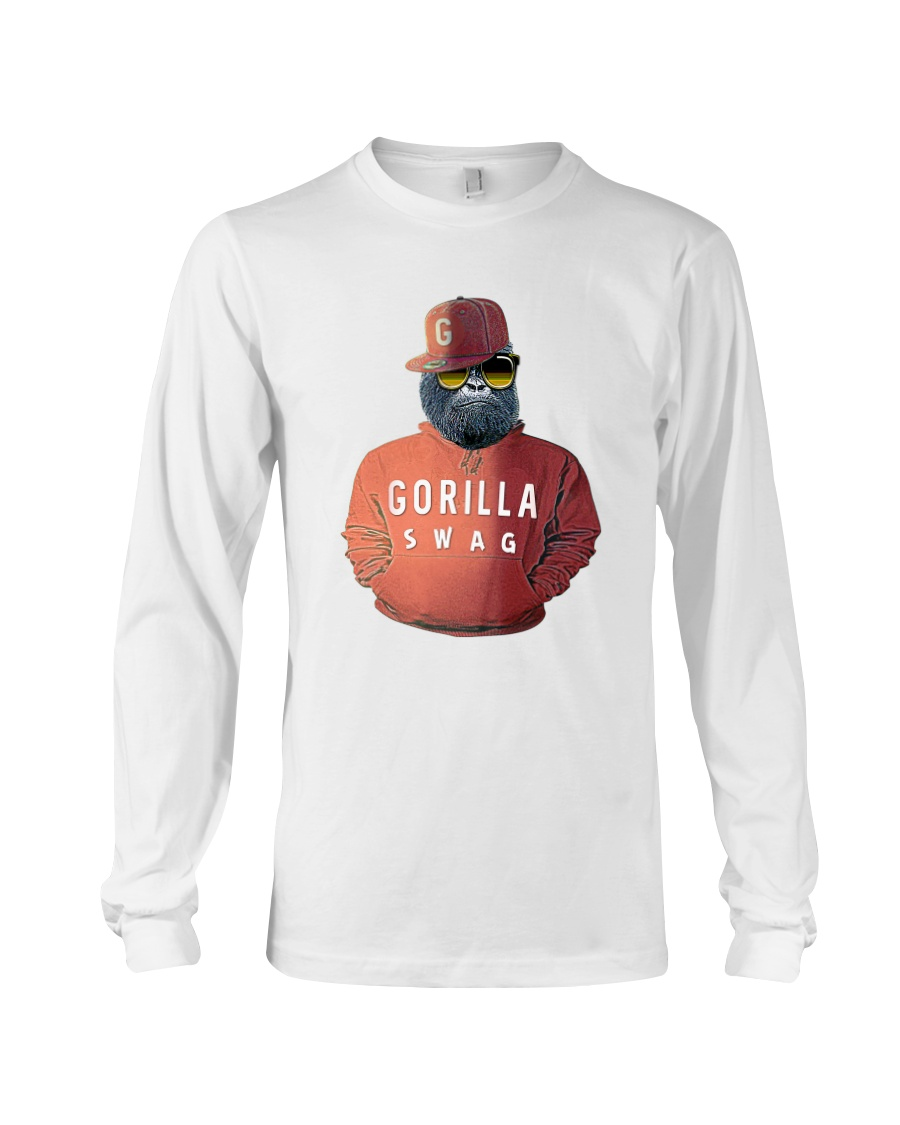 Gorilla Swag  Long Sleeve Tee