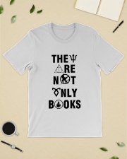 They are not only books Classic T-Shirt lifestyle-mens-crewneck-front-19