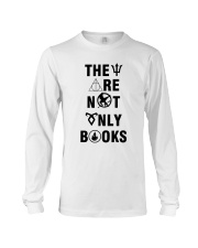 They are not only books Long Sleeve Tee thumbnail