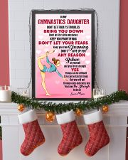 GYMASTICS - DON'T LET TODAY'S TROUBLES POSTER 11x17 Poster lifestyle-holiday-poster-4