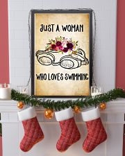 SWIMMING - JUST A WOMAN POSTER 11x17 Poster lifestyle-holiday-poster-4