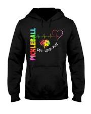PICKLEBALL LIVE LOVE PLAY Hooded Sweatshirt thumbnail
