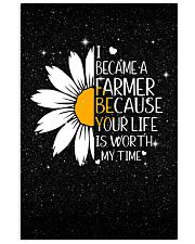 FARMER - I BECAME A POSTER 11x17 Poster front