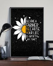 FARMER - I BECAME A POSTER 11x17 Poster lifestyle-poster-2