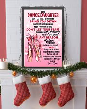DANCE - DON'T LET TODAY'S TROUBLES POSTER 11x17 Poster lifestyle-holiday-poster-4