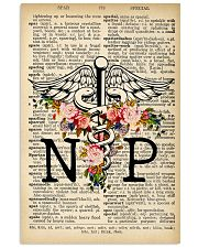 NP DICTIONARY VINTAGE POSTER 11x17 Poster front