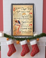 TO MY DANCE WIFE - ONCE UPON A TIME POSTER 11x17 Poster lifestyle-holiday-poster-4