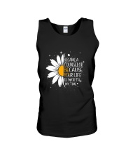 COUNSELOR- I BECAME A POSTER Unisex Tank thumbnail