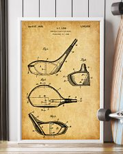 GOLF PATENT POSTER 11x17 Poster lifestyle-poster-4
