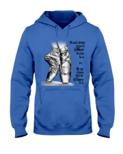 DANCE-WE CAN'T ALWAYS CHOOSE THE MUSIC POSTER Hooded Sweatshirt thumbnail