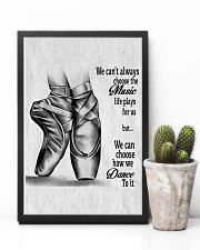 DANCE-WE CAN'T ALWAYS CHOOSE THE MUSIC POSTER 11x17 Poster lifestyle-poster-8