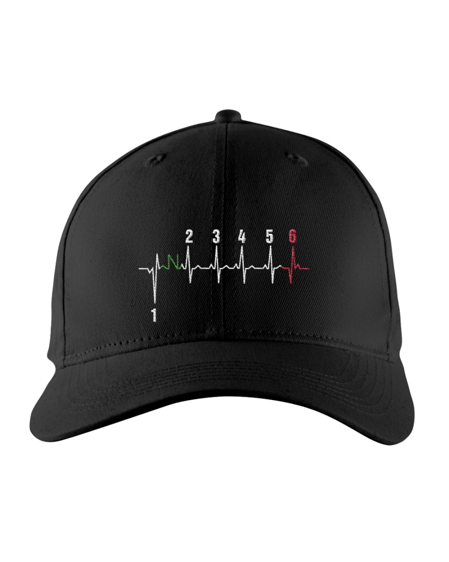 Motocross Embroidered Hat