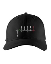 Motocross Embroidered Hat front