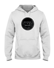 The Bourbon and Smoke Live Show Merch Hooded Sweatshirt thumbnail