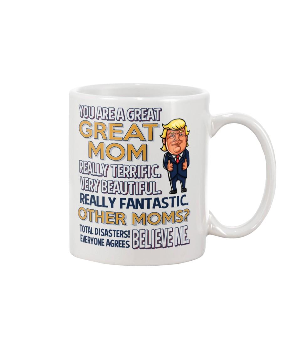 Great Mom Mother Trump Mug