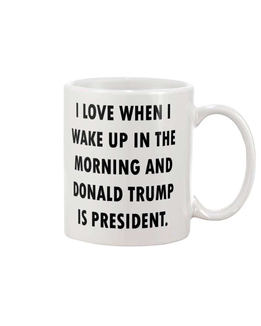 Donald Trump Is President Coffee  Mug