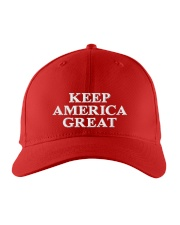 Donald Trump Keep America Great Embroidered Hat front
