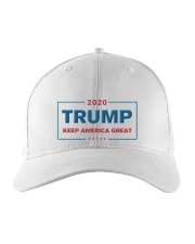 President Trump's Keep America Great  Embroidered Hat front