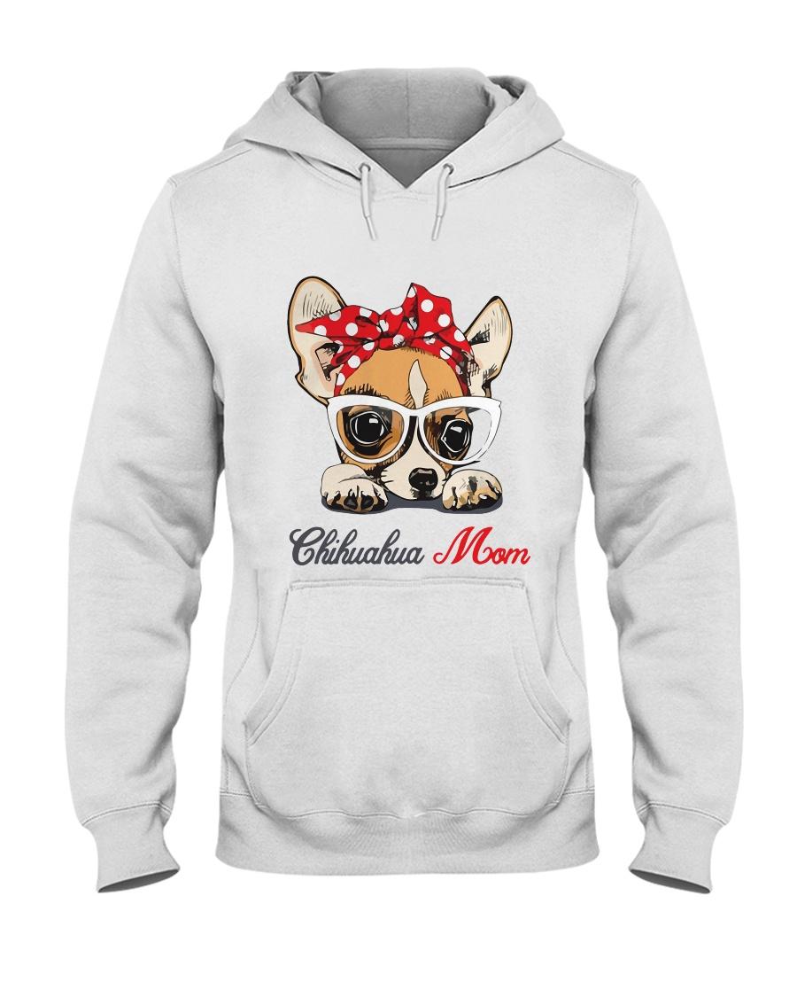 deebe548f Chihuahua Dog Mom shirt Hooded Sweatshirt