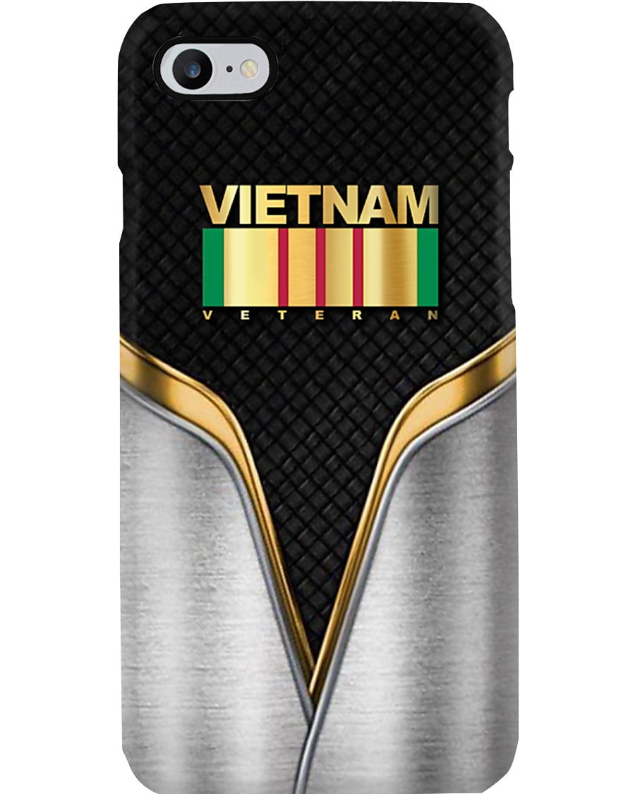 Vietnam veteran Phone Case