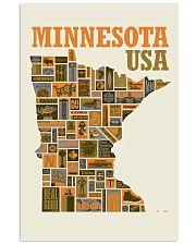 Minnesota 11x17 Poster front