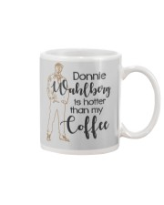 Life's too short to drink bad coffee Mug front