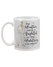 Life's too short to drink bad coffee Mug back