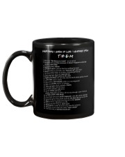 LEARNED FROM THEM - LIMITED EDITION Mug back