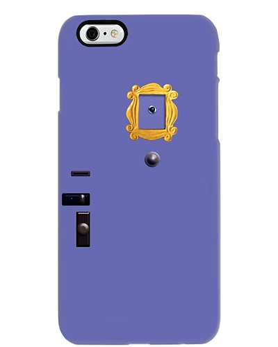 Purple Door Phone Case