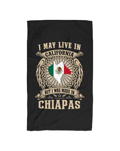 Live In California - Made In Chiapas