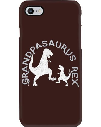 Grandpasaurus Rex Daddy Saurus tshirt