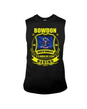 Bowdon-ND my story began with Flag Sleeveless Tee tile