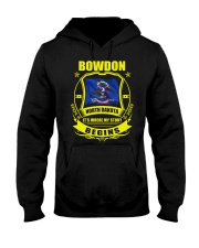 Bowdon-ND my story began with Flag Hooded Sweatshirt thumbnail