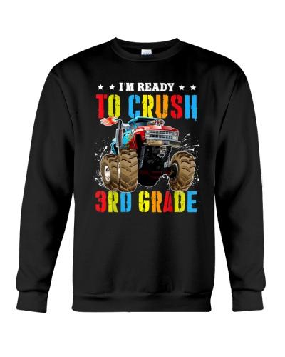Ready To Crush 3Rd Grade Truck TC