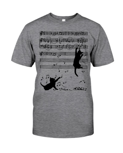Music And Cats Lover