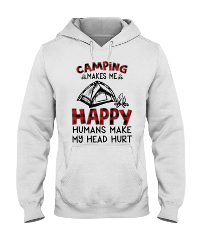 Camping Make Me Happy