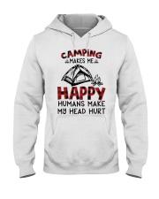 Camping Make Me Happy Hooded Sweatshirt thumbnail