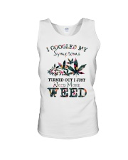 I Just Need More Weed Unisex Tank thumbnail