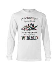 I Just Need More Weed Long Sleeve Tee thumbnail