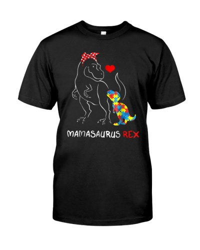 Autism Mamasaurus Rex