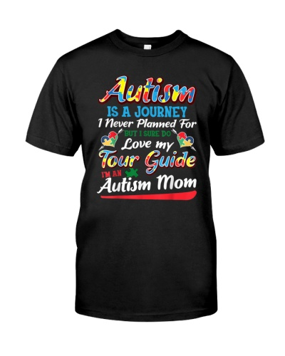 Autism Is A Journey